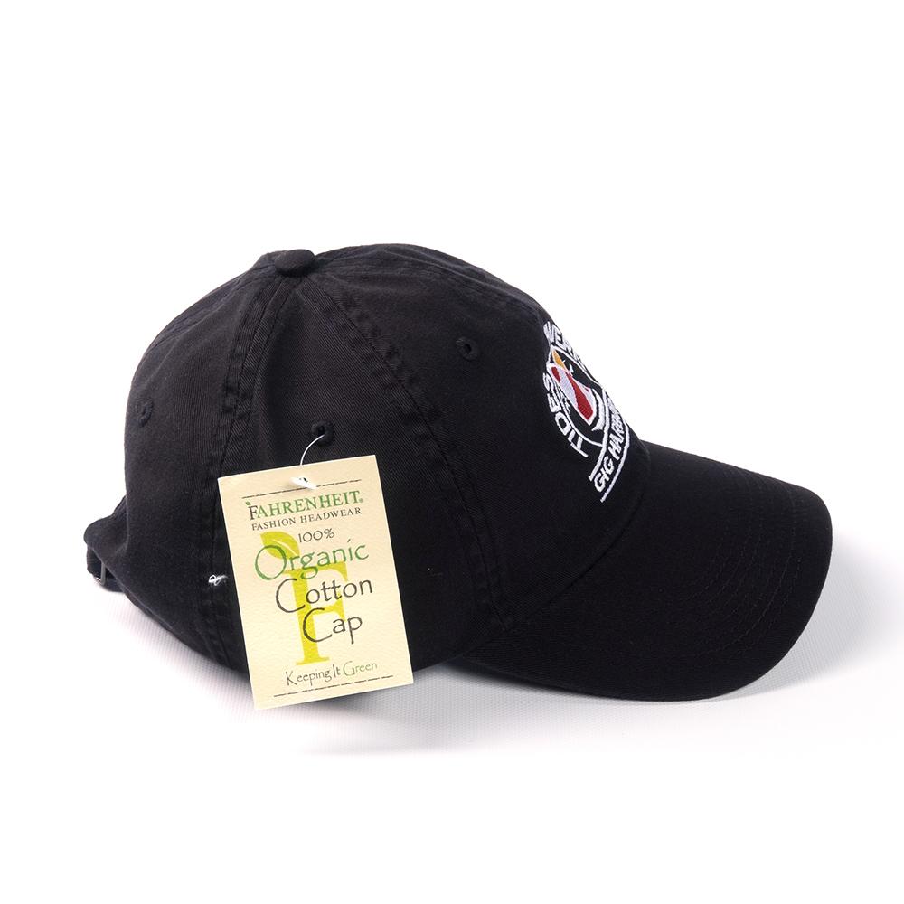 237e1c7b Tides Tavern Sailboat Logo Cap - Black