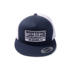 82ed2439 Patch Hat – Navy/White