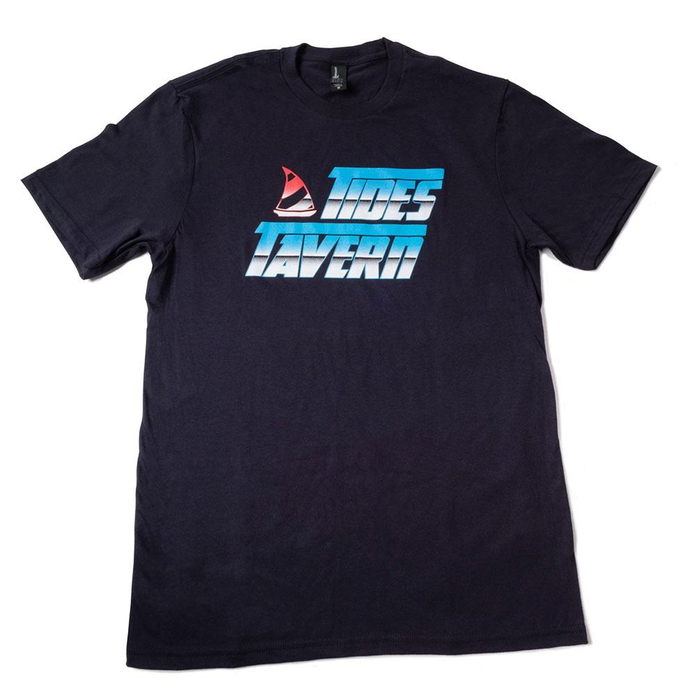 2bc9e06537b Tides Tavern Retro Logo T-Shirt